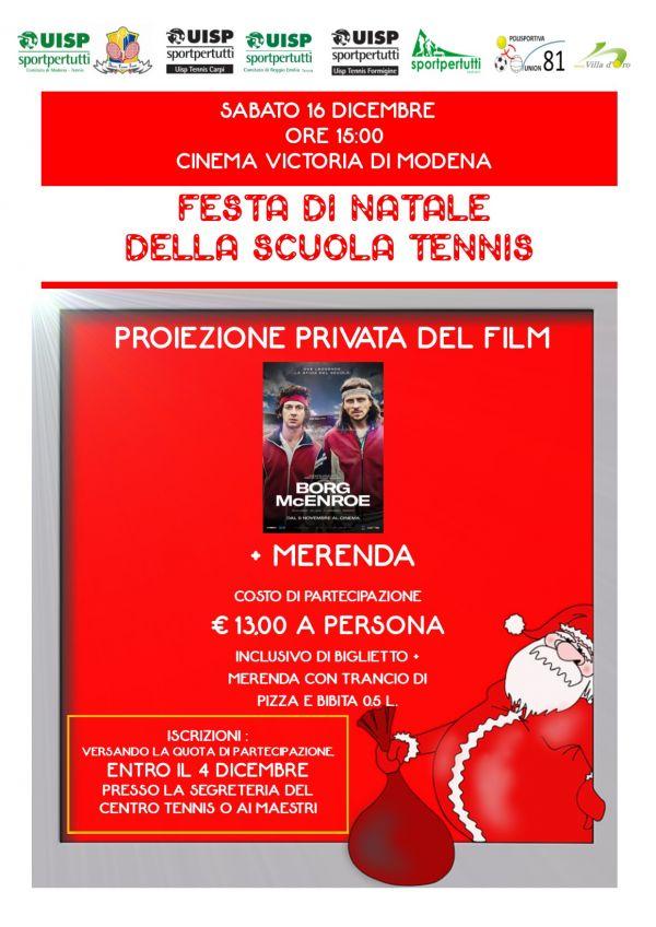 Auguri Di Natale Tennis.Tennis Formigine